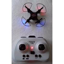 Nano Drone Quadcopter Helicoptero Control Remoto Con Camara