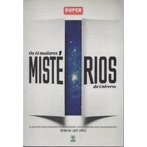 Livro- Os 11 Mistérios Do Universo- Reinaldo- Frete Grátis