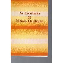 Livro: As Escrituras De Nitiren - Volume Iv
