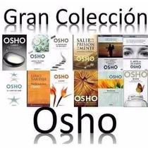 Coleccion De Osho Espiritualidad 70 Libros Mas Regalo