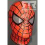Máscaras De Látex Spiderman Hombre Araña Disfraz Halloween