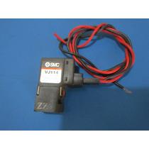 Smc Vj114 Valvula Neumatica Actuador