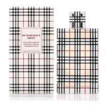 Perfume Original Burberry Brit Dama 100 Ml