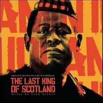 Alex Heffes : The Last King Of Scotland Banda Original Imp.