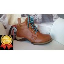 Zapato Botín Mujer 37-38-39-40