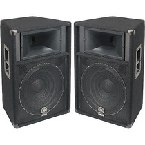 Parlantes Yamaha S115 500w 15