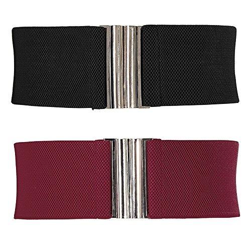 Pack De 2 Cinturones Anchos Vintage Para Mujer Cinturones... -   24.415 en  Mercado Libre f9442ec4ce8a