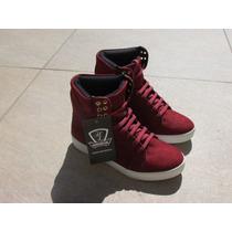 Tênis Sneaker Desire Tinto - Hardcore Line