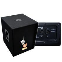 Subwoofer Ksr 18 Pul Pasivo Audio Profesional 350w Rms Xaris