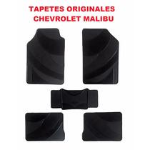 Tapetes Originales Chevrolet Malibu Vinil, Al Mejor Precio!
