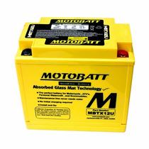 Bateria Tdm850 Yamaha 1993 Motobatt Mbtx12u #1836