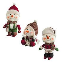 Muñecos De Nieve Decorativos