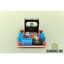 Modulo Puente H L298n Servo Motor A Pasos Arduino Raspberry