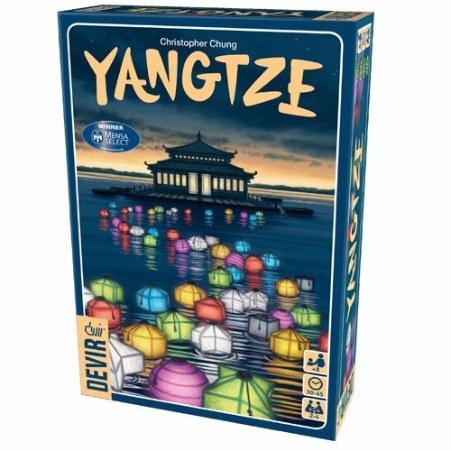 Yangtze Lanterns Juego De Mesa Familiar 650 00 En Mercado Libre