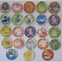 Tazos Pokémon 3 2001