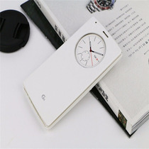 Quick Circle Funda Flip Lg H815 G4 Blanco