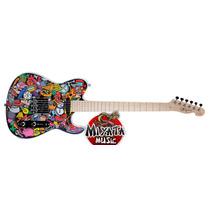 Guitarra Telecaster Tagima Me Custom Colors Marcinho Eiras