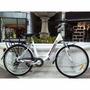Bicicleta Raleigh Eléctrica De Aluminio Rodado 26 Suspension