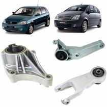 Coxim Dianteiro Esquerdo Traseiro Cambio Motor Corsa Meriva