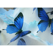 Adesivo 3d Borboletas Para Decoração De Parede Wedding