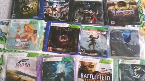 50 Juegos Xbox 360 Para 5 0 O 6 0 En Buen Estado 25 000 En