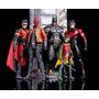 Son Of Batman Red Hood Jason Todd Red Robin Damian Wayne Dc