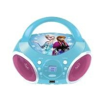 Radio Grabadora Frozen Marca Yes Aux Cd Usb Am Fm Original