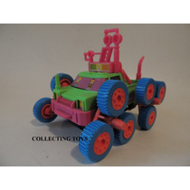 Os Simpsons - Crazy Car - Glasslite - Anos 90 - Sem Uso !!