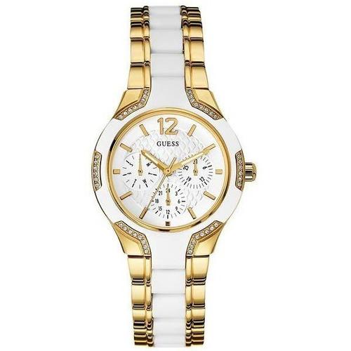 885b5b0fb93c Reloj Guess Acero Dama U0556l2 100% Original -   469.990 en Mercado Libre