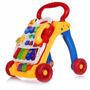 Caminador De Bebe Stark 2 En 1 Luces Sonidos Bandeja Juegos