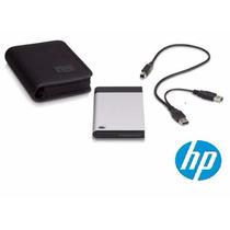 Case Hp Gaveta Hd Sata Externo 2.5 Usb Notebook Bolso + Capa
