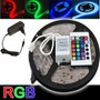 Fita Ultra 3528 Led Rgb 300 Leds Coloridos # Rolo 5m