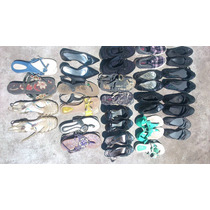 Lote Conjunto De 22 Calçados Sapatos Tenis +para Brechó