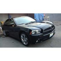 Charger R/t V8 5.7 L Gps Piel/gamuza 2013 Negro $ 315,000.