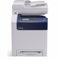 Multifuncional Xerox Wc 6505 Full Color Red Duplex
