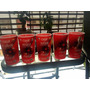Coleccion Completa Vasos Coca Cola Copa America Chile 2015
