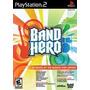 Game Band Hero Ps2 Novo Original E Lacrado , Dri Vendas