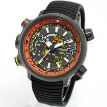 Relógio Citizen Bn4026-09f Bn4026 Altichron Titanium