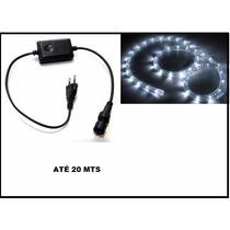 Lote 10 Controles P/ Mangueira Luminosa Led Neon Até 20 Mts