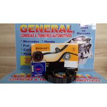 Kit Correia Dentada Alternador Honda Civic 1.7 16v
