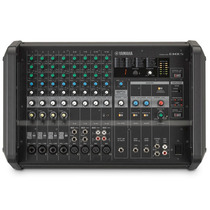 Mesa De Som Amplificada Yamaha Emx 5