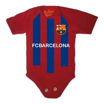 Ropa Para Bebe - Pañalero De Barcelona Personalizado
