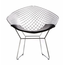 Cadeira Poltrona Bertoia Diamante - Design
