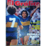 El Grafico 3254 Boca Juniors Trobbiani Fixture Del Nacional