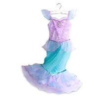Vestido Princesa Ariel Original Da Loja Disney P/entrega