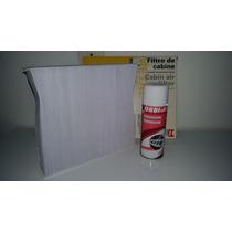 Filtro Ar-condicionado+higienizador Vw Fox/spacefos/ Crossox