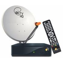 Kit Oi Tv Livre Hd C/ Antena+receptor Etrs35/37 Sem Mesalida