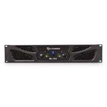 Potencia Crown Xli2500 Amplificador Analogo 1500w Rms Dj3