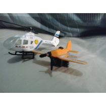 Helicóptero Y Avión Juguete