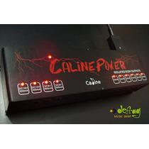Caline Pedal Power Cp-8 Fuente Aislada Tipo Voodoo Lab